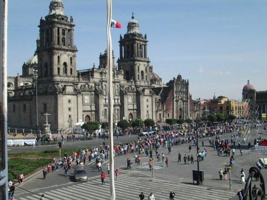 Best Western Hotel Majestic: Catedral Metropolitana