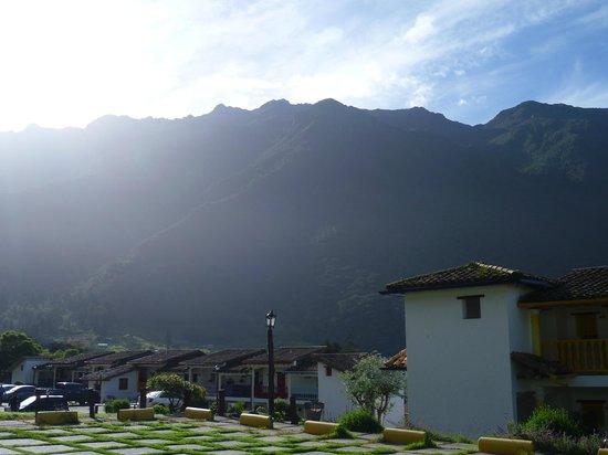 Hotel Paramo La Culata : El Hotel
