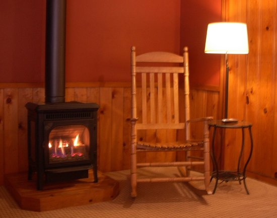 Timberline Lodge: Cozy Fireplaces