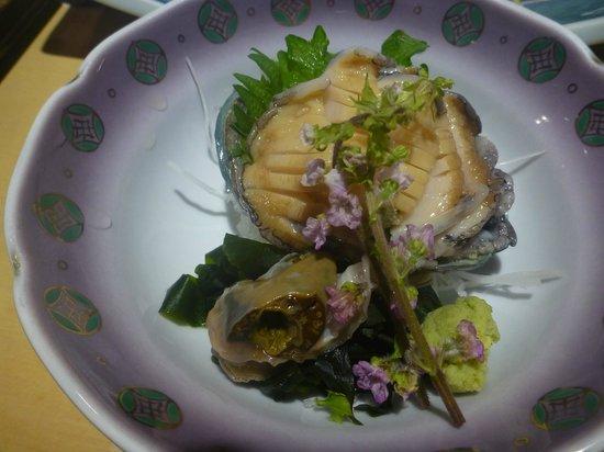 Fujizushi: Abalone