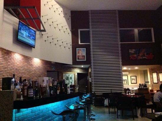 Restaurante Don Candido : Bar