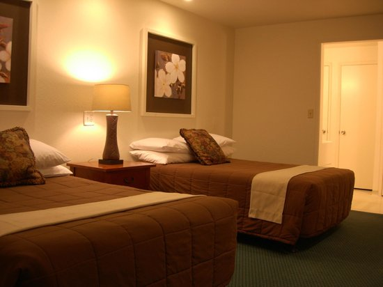 Timberline Lodge : Suite with Double Bathroom