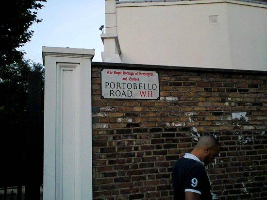 Notting Hill: La calle mas famosa