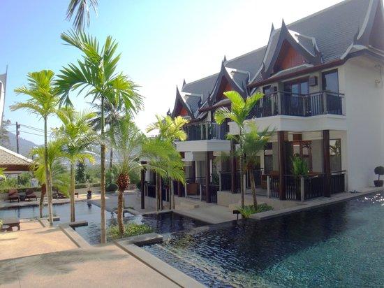 Baan Yin Dee Boutique Resort : Beautiful exterior