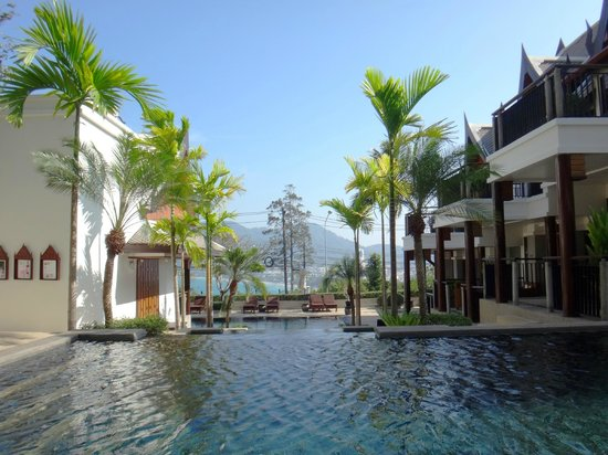 Baan Yin Dee Boutique Resort: Nice view