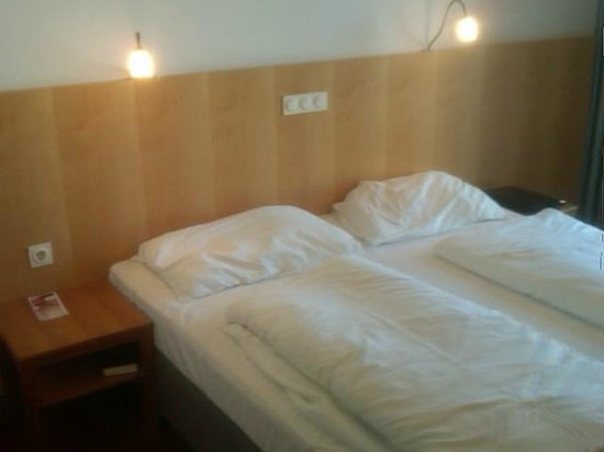 Austria Trend Hotel Messe Wien: bed