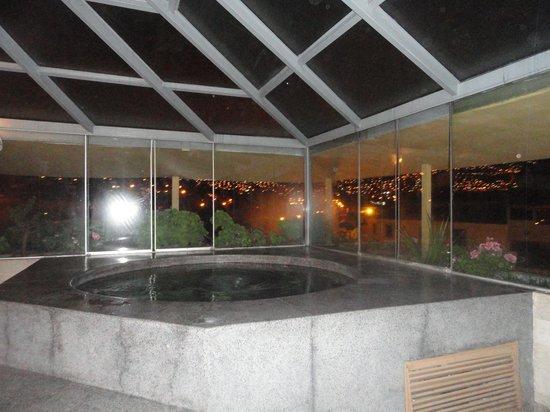 Hotel Jose Antonio Cusco: Hot tub on 5th Floor.