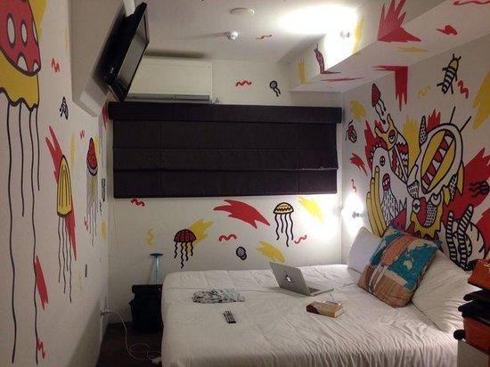 Majestic Minima Hotel: Room 10