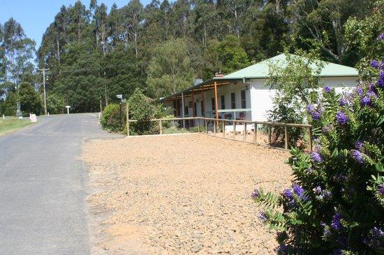 Tarra-bulga Guest House: Free parking