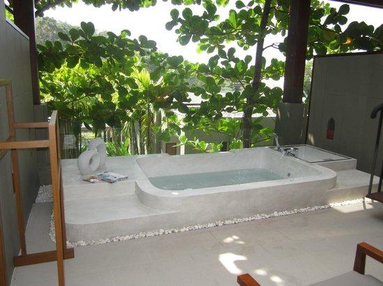 Avista Hideaway Resort & Spa : spa again