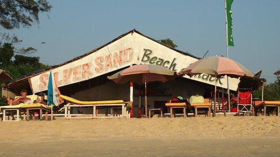 Golden Eye Restaurant : Silver Sand