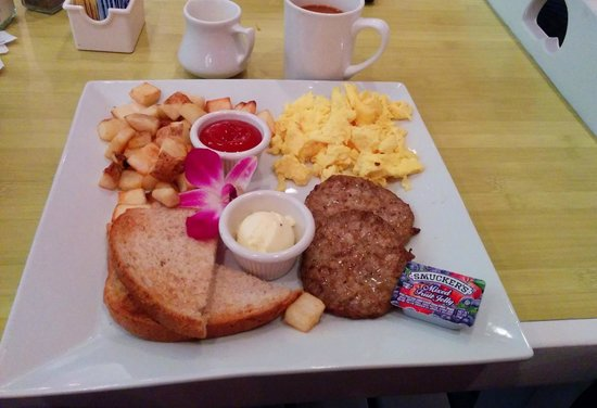 Hotel Indigo Chicago Downtown Gold Coast : Astor Breakfast