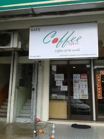 Coffee Sprex