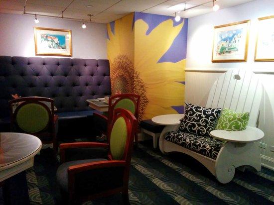 Hotel Indigo Chicago Downtown Gold Coast : Dining Room