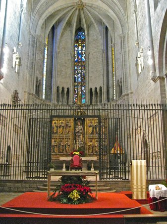 Esglesia de Sant Feliu : One of the chapels