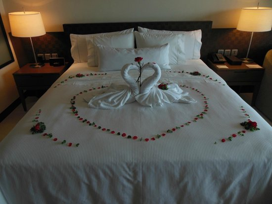 The Westin Siray Bay Resort & Spa Phuket : A warm welcome for our anniversary