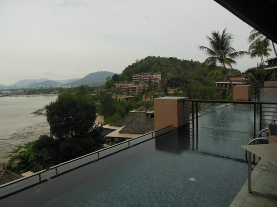 The Westin Siray Bay Resort & Spa Phuket : Day view from our room