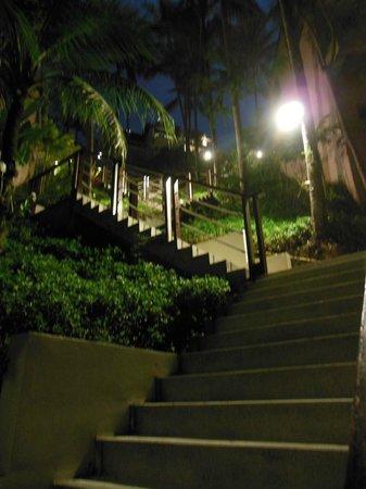 The Westin Siray Bay Resort & Spa Phuket: Sprawling stairways