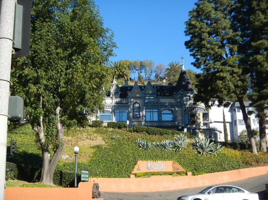 Magic Castle Hotel: The Magic Castle
