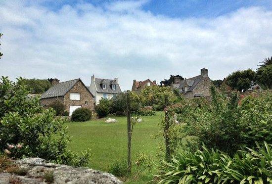 Ile de Brehat: Brehat cottages