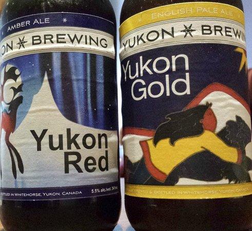 Tokyo Sushi: Yukon Beer