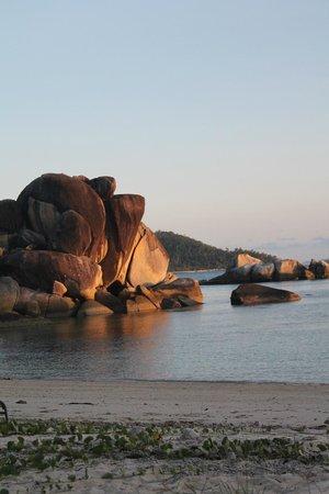 Bedarra Island Resort : Sunset