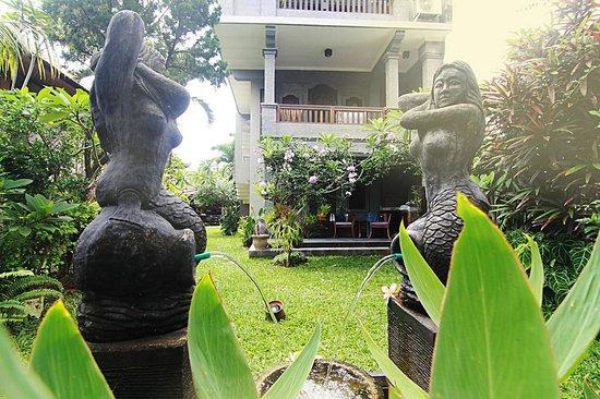 Tirta Arum Guest House: Kutuh Tirta Arum Garden