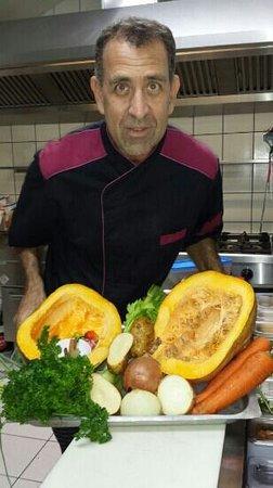 Rozendaels Original Cuisine : chef van rozendaels restaurant