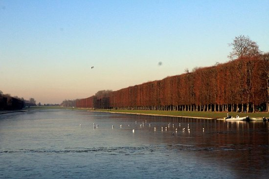 Le Grand Canal : Grand Canal of Versailles