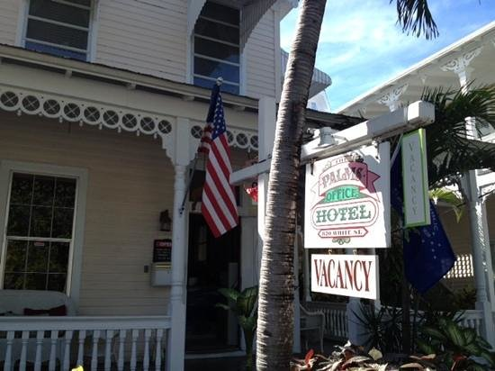 The Palms Hotel- Key West: Hotel