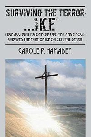 Out by the Sea Bed and Breakfast: Hurricane Ike book published after surviving Ike in B&B