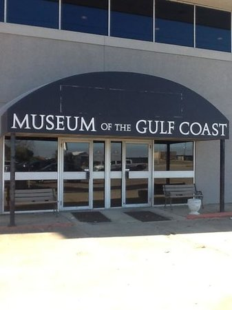 Museum of the Gulf Coast: best museum on the Gulf