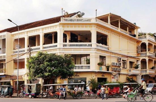 FCC Phnom Penh Building