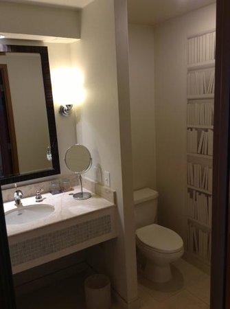 Renaissance Concourse Atlanta Airport Hotel: bathroom