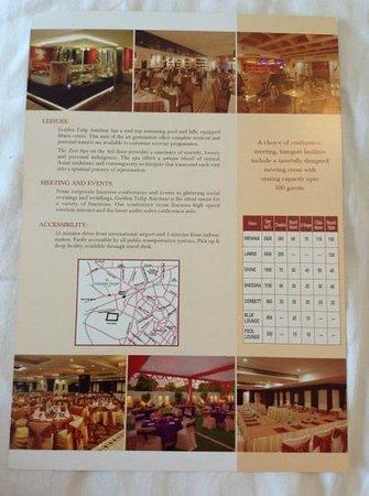 Golden Tulip Amritsar: Brochure #2