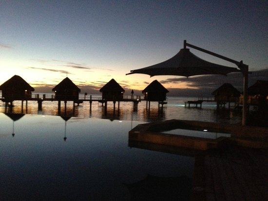 Moorea Pearl Resort & Spa: View of the paradise