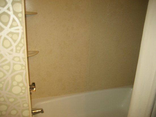 Best Western Plus The Normandy Inn & Suites : Clean shower
