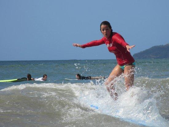 Iguana Surf: Success!