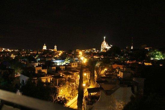 Vista Desde La Terraza Fotografía De Rosewood San Miguel De