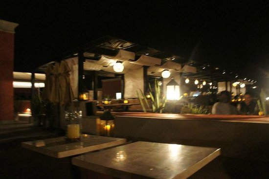 Bar De La Terraza Picture Of Rosewood San Miguel De