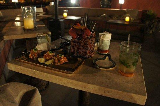 Rosewood San Miguel de Allende: Bar de la terraza