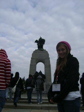 National War Memorial: war memorial
