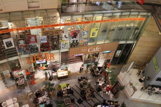 PALLADIUM Shopping Center Prague: Торговый Центр Palladium