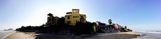 Villa Maroc: Hotel the panoramic view