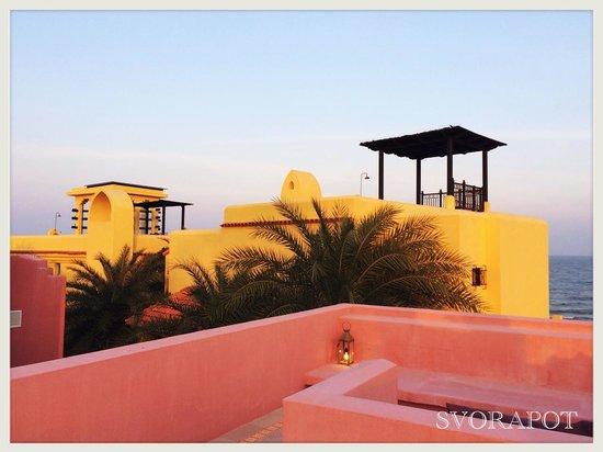 Villa Maroc: Villa rooftop