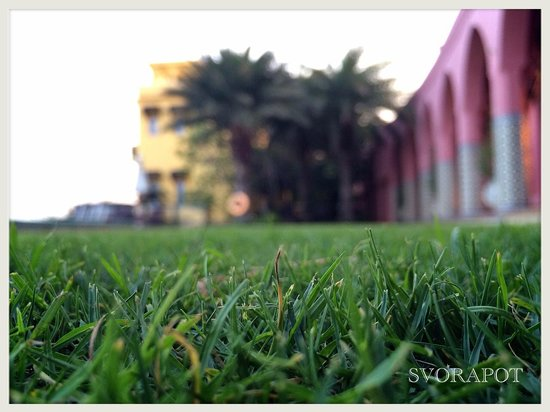 Villa Maroc: Relaxing