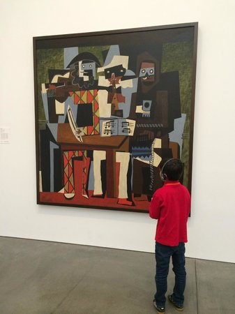 Philadelphia Museum of Art: Opportunities to teach your children (with them leading you).