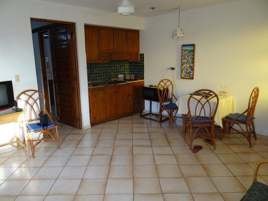 NEPTUNO'S REFUGIO : Living Room