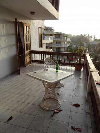 NEPTUNO'S REFUGIO: Balcony5