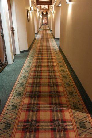 Stoney Creek Hotel & Conference Center - Galena: Clean floors, Cute Decor!